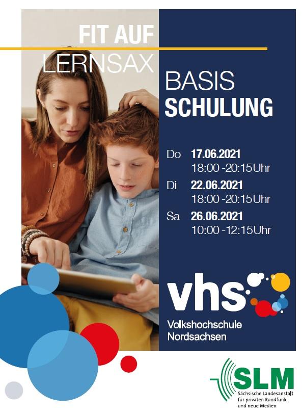 Elternschule - Lernsax